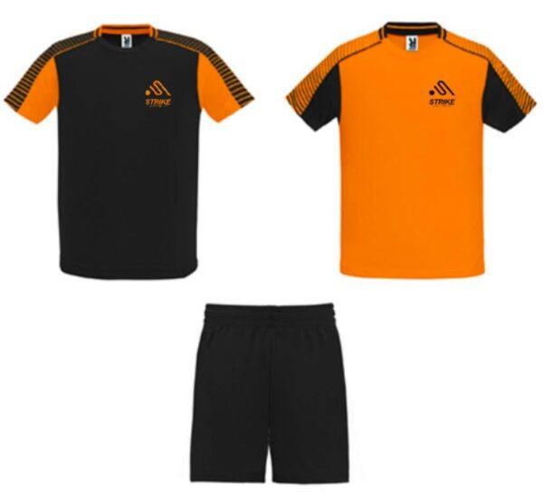 2 Soccer Jerseys & shorts