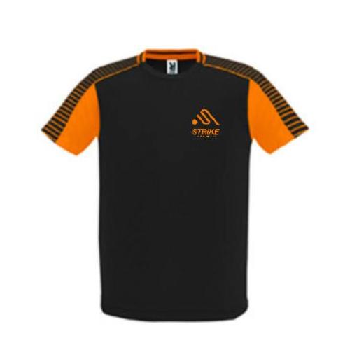 Black-Soccer Training top