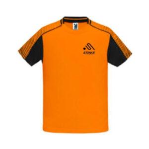 Orange Training top